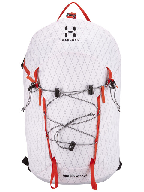 Haglöfs Roc Helios 25 Backpack SOFT WHITE/TRUE BLAC